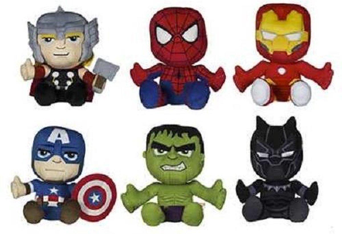 Marvel Avengers Plush 19/24cm
