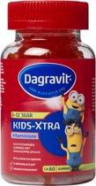 Dagravit Kids-Xtra Vitaminions - Vitaminen en Mineralen - 60 gummies