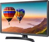 LG 28TN515S-PZ tv 69,8 cm (27.5'') HD Smart TV Wi-Fi Zwart