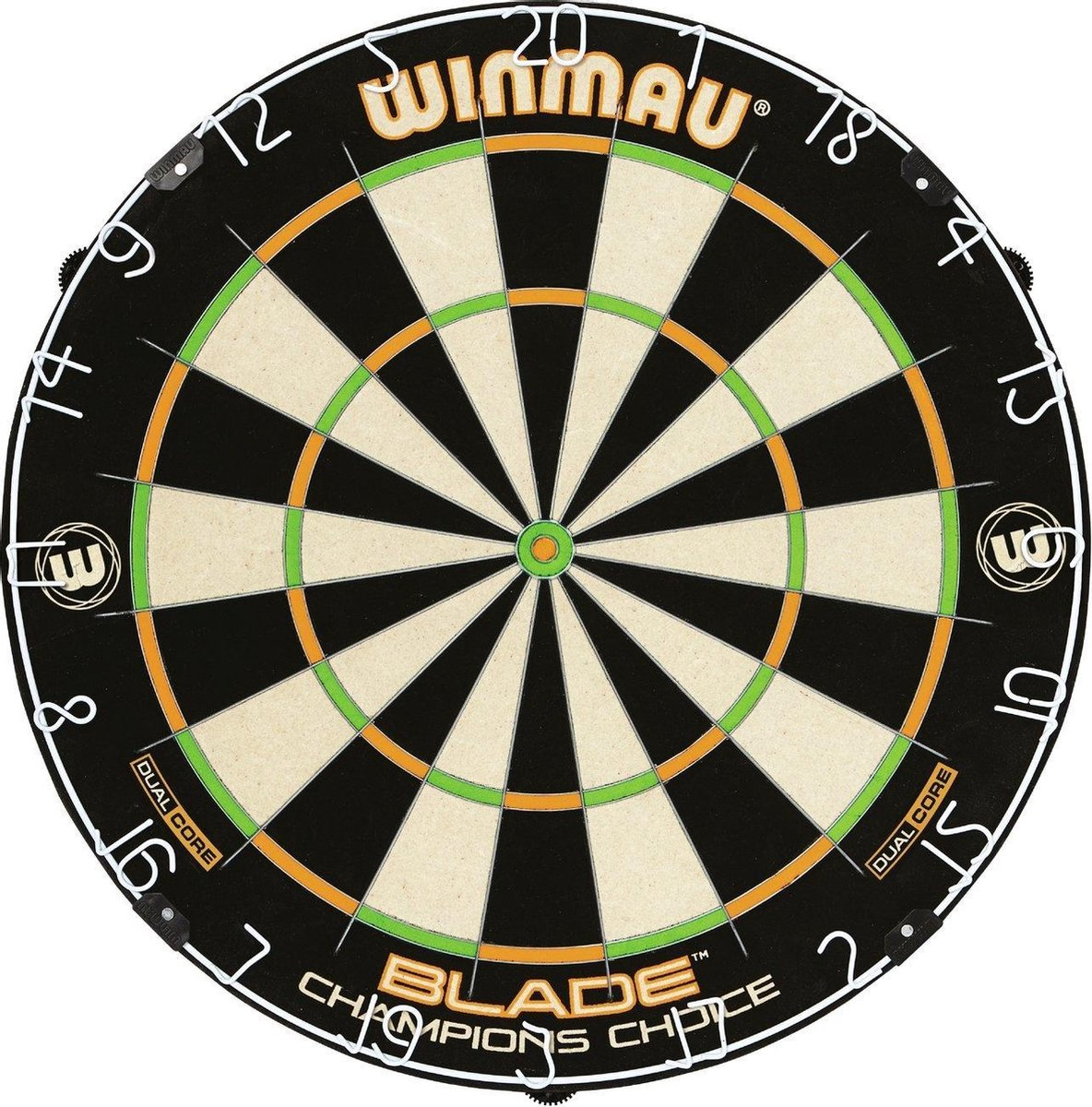 Winmau Blade Champions Choice Dual Core Trainingsdartbord