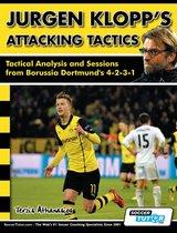 Omslag Jurgen Klopp's Attacking Tactics