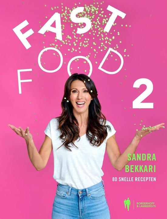 Boek cover Fast Food 2 van Sandra Bekkari (Onbekend)