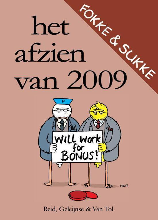 Boek cover Fokke & Sukke - Fokke & Sukke Het afzien van 2009 van John Stuart Reid (Paperback)