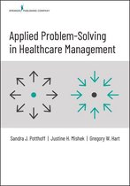Boek cover Applied Problem-Solving in Healthcare Management van Sandra Potthoff, PhD