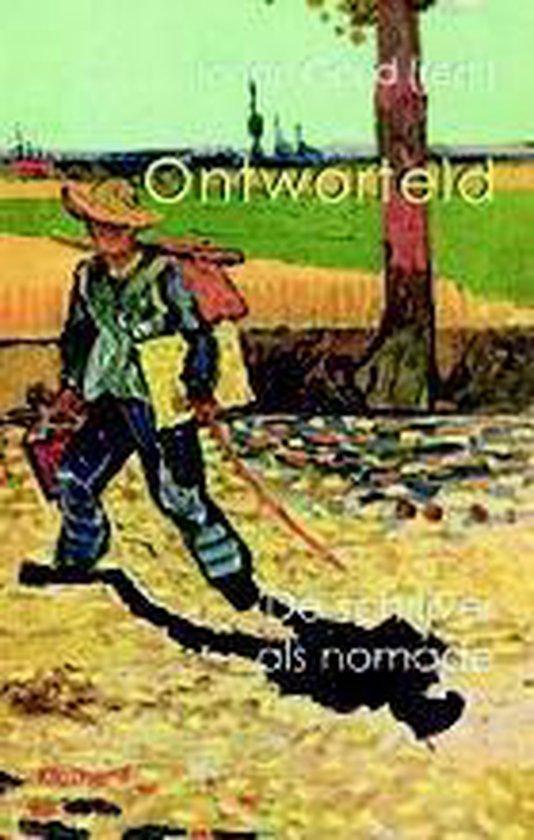 Boek cover Ontworteld van Abdelkader Benali (Paperback)