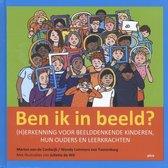 Boek cover Ben ik in beeld? van Marion van de Coolwijk (Hardcover)