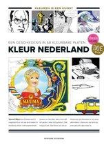 Kleur Nederland. Een geschiedenis in 68 kleurbare platen