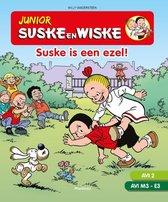 Junior Suske en Wiske  -  Suske en Wiske Suske is een ezel! AVI 2 M3-E3
