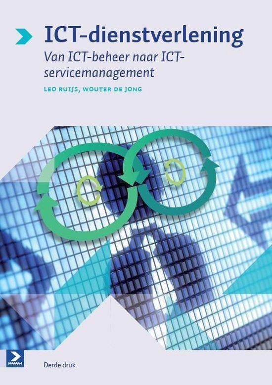 Omslag van ICT-dienstverlening