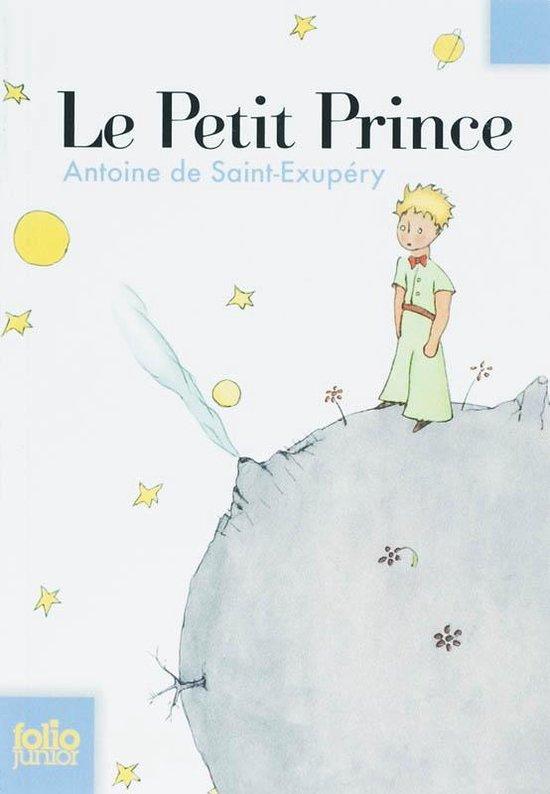 Boek cover Le petit Prince van Antoine de Saint-Exupéry (Paperback)