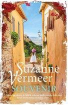 Boek cover Souvenir van Suzanne Vermeer (Paperback)