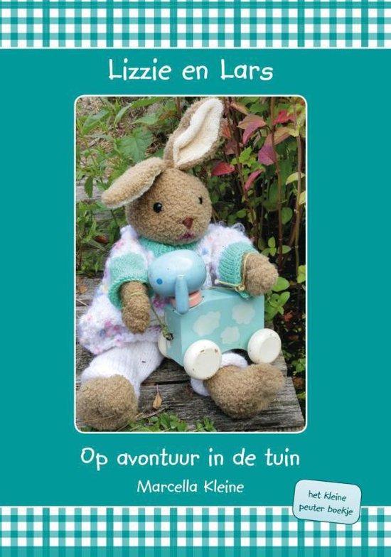 Het kleine peuter boekje  -   Lizzie en Lars op avontuur in de tuin