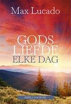 Boek cover Gods liefde elke dag van Max Lucado (Hardcover)