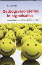 Gedragsverandering in organisatie