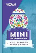 Boek cover Van Dale Miniwoordenboek Pools van