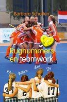Rugnummers en teamwork. I ? hockey 6 *I love hockey 6*
