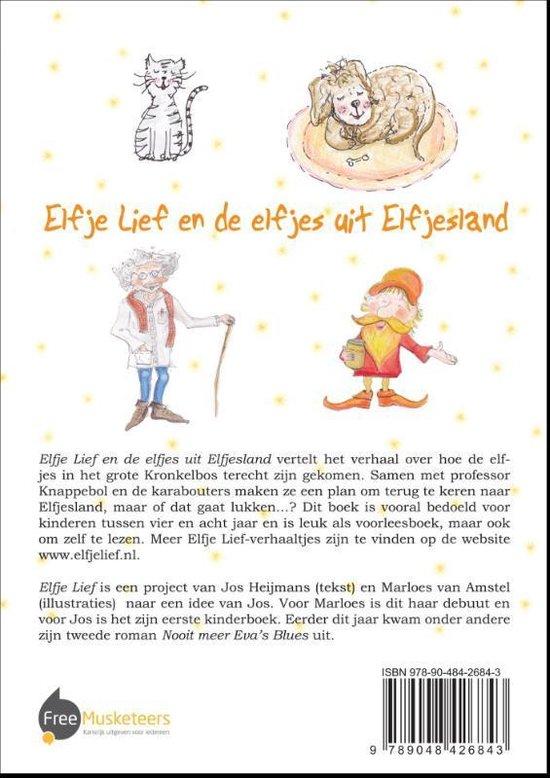Elfje lief en de elfjes uit elfjesland