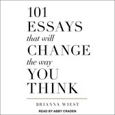 Omslag 101 Essays That Will Change The Way You Think
