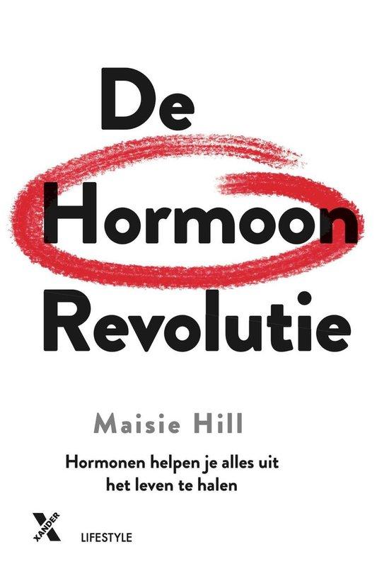 Boek cover De Hormoon Revolutie van Maisie Hill (Onbekend)