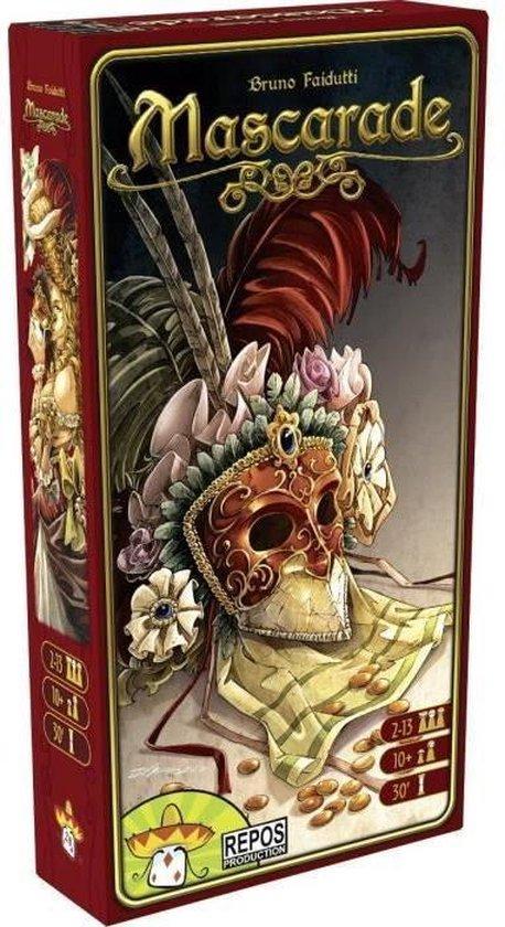 Afbeelding van het spel ASMODEE - Maskerade - Bordspel