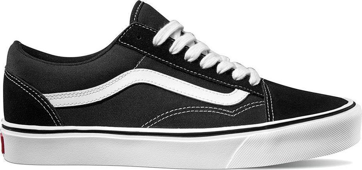 Vans Old Skool Sneakers Unisex - Black/White - Maat 39