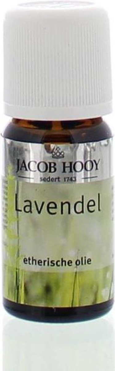 Jacob Hooy Lavendel - 10 ml - Etherische Olie