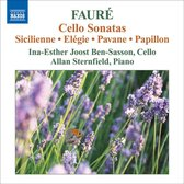 Ben-Sasson/Sternfield - Faure: Music For Cello And Piano