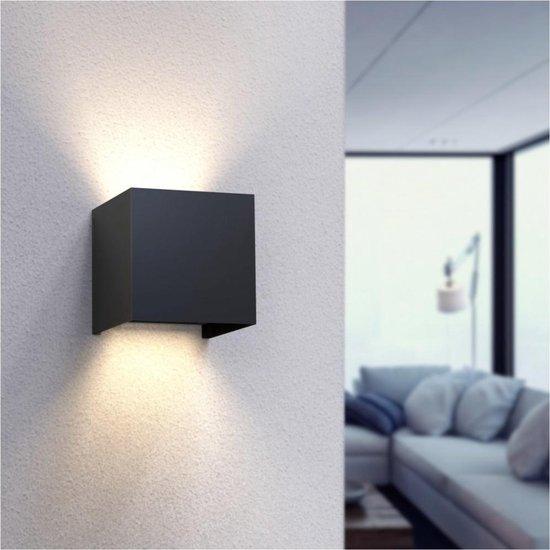 Bol Com Hama 00176563 Wandverlichting Geschikt Voor Gebruik Binnen Geschikt Voor Buitengebruik
