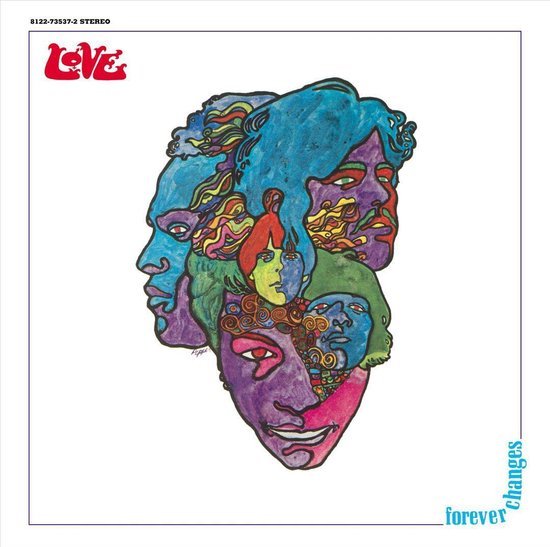 Love - Forever Changes(Expanded Versi