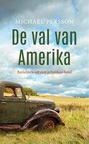 Boek cover De val van Amerika van Michael Persson (Onbekend)