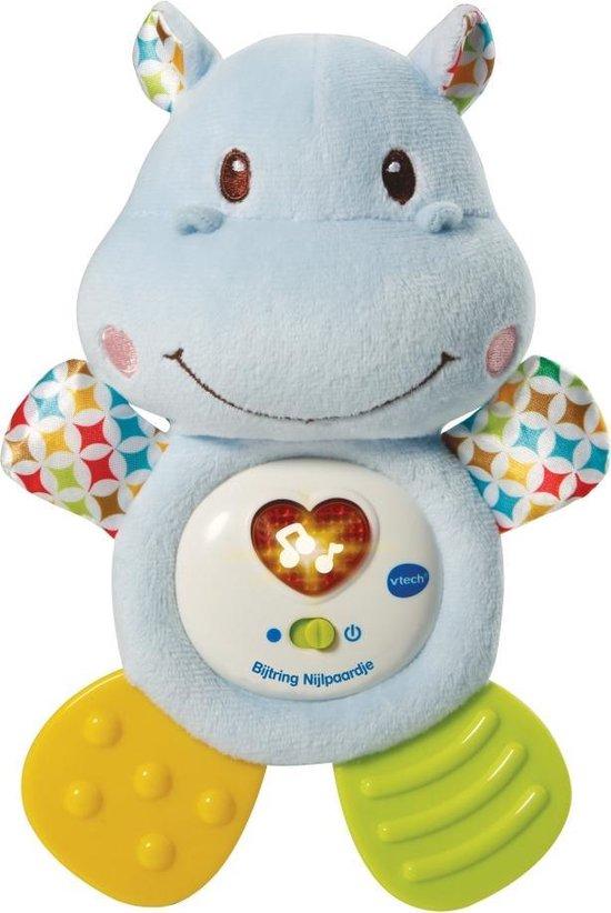 VTech Baby Bijtring Nijlpaard – Bijtring