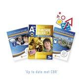BromfietsTheorieboek 2021 - ScooterTheorie Boek met CBR Informatie en Verkeersborden