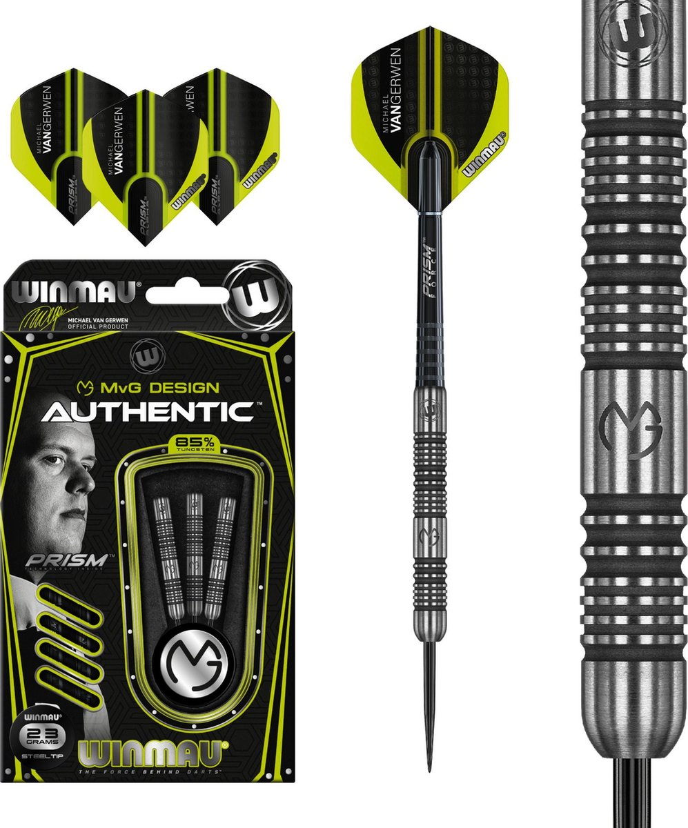 Michael van Gerwen Authentic 85% - 23 Gram