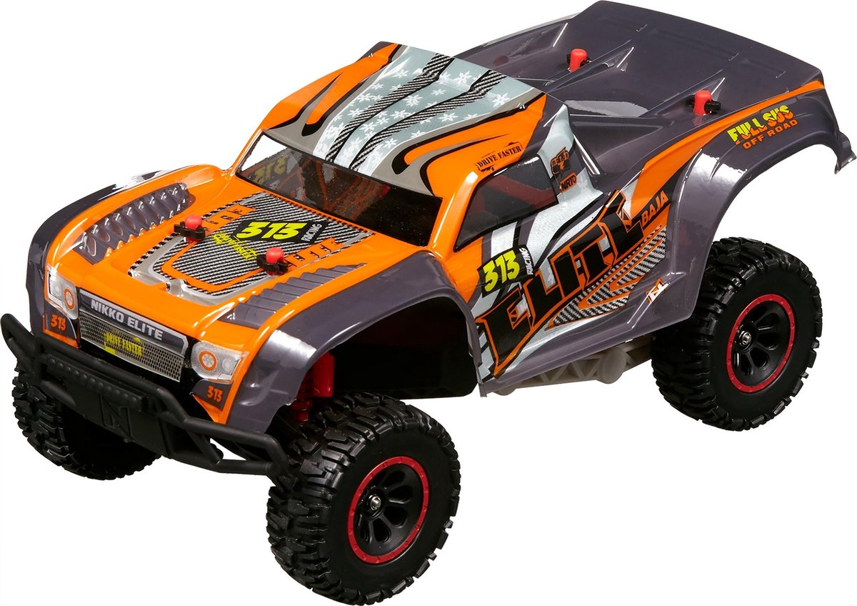 NIKKO R/C Elite Truck Rally Raid - Radiografisch bestuurbaar