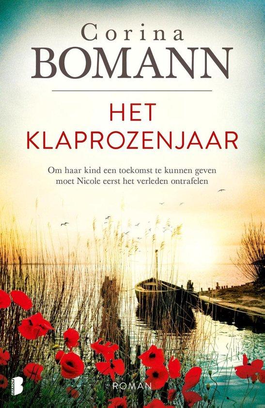 Boek cover Het klaprozenjaar van Corina Bomann (Onbekend)