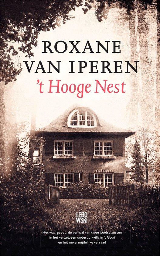 Omslag van 't Hooge Nest