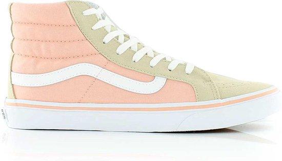 Vans / SK8-Hi Slim Pale Khaki / Volwassenen / Roze / maat 39