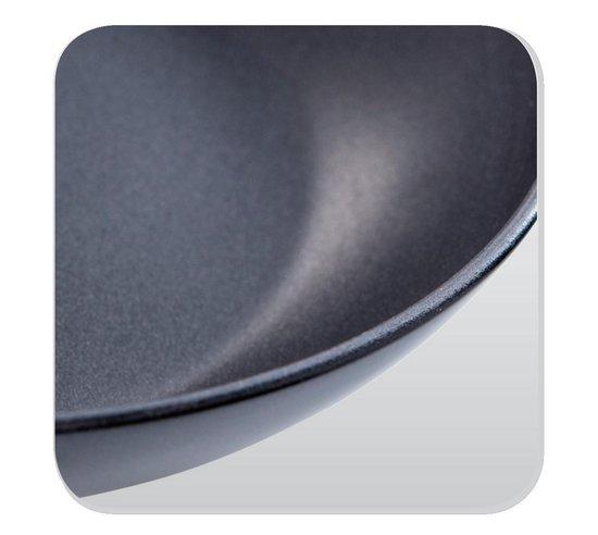 BK Easy Basic Hapjespan - Ø 28 cm - Glazen deksel