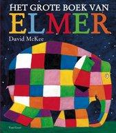 Boek cover Elmer - Het grote boek van Elmer van David Mckee