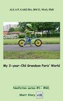 My 2-year-Old Grandson Paris' World