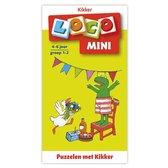 Loco Mini  -   Loco mini puzzelen met kikker