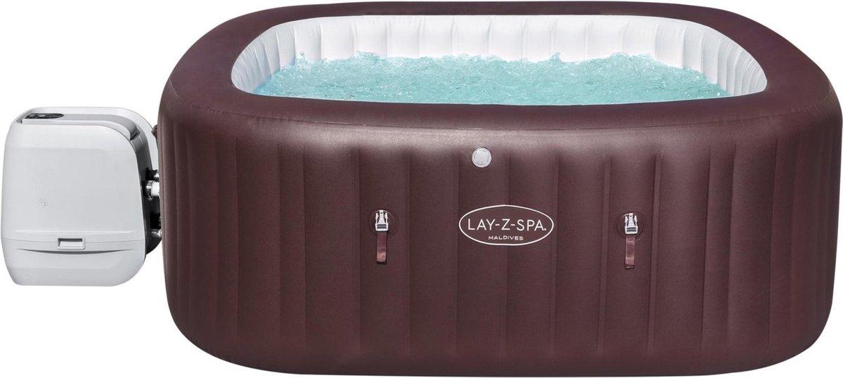 Lay-Z-Spa Maldives Hydrojet Pro - incl Freeze Shield - Model 2021