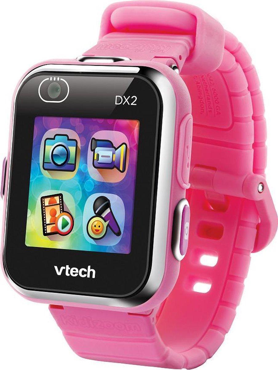 VTech - KidiZoom - Smartwatch DX2 - Roze - 5 tot 13 jaar