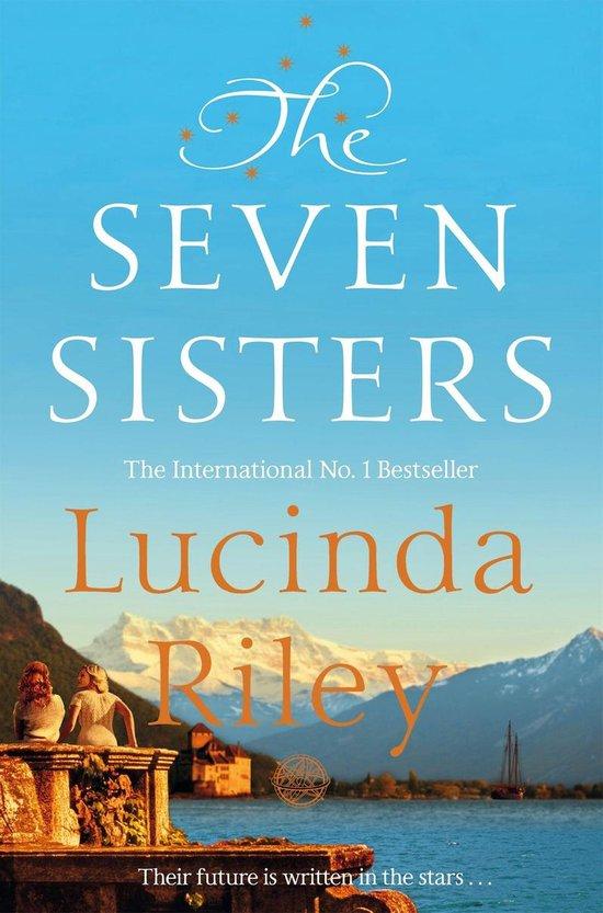 Boek cover The Seven Sisters 1 - The Seven Sisters van Lucinda Riley (Onbekend)