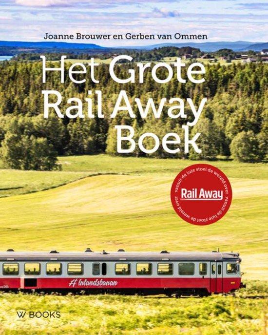 ResevrHet Grote Rail Away Boek