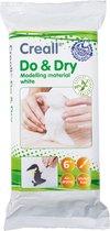 Afbeelding van Creall Boetseerpasta Do & Dry wit, pak van 1 kg speelgoed