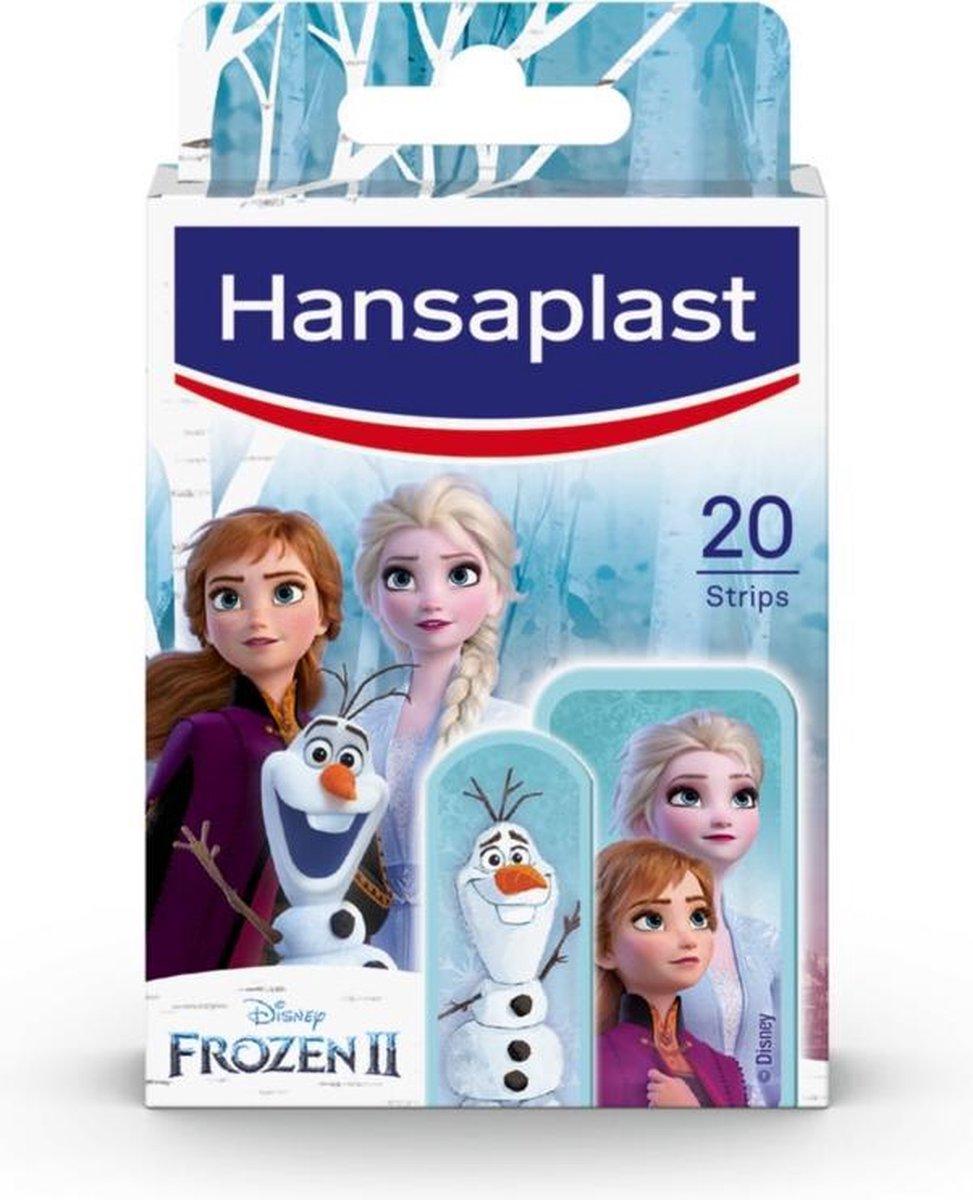 Hansaplast Frozen Pleisters - 20 strips