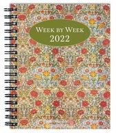 Week by week weekagenda 2022