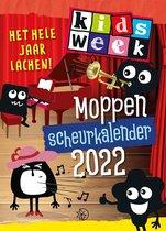 Kidsweek moppenscheurkalender 2022