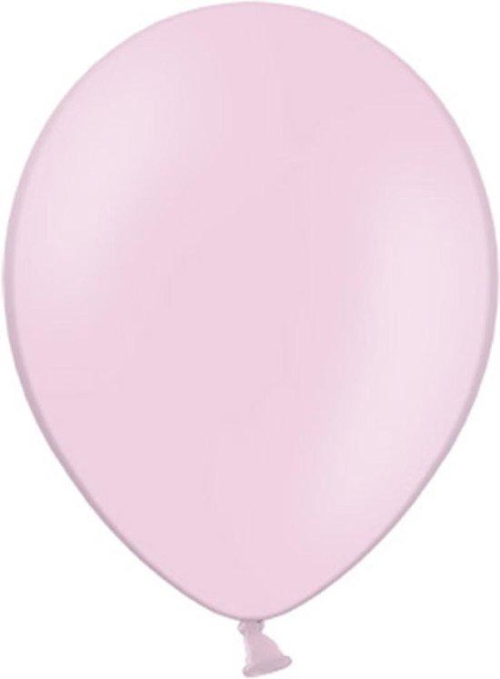 Belbal B105 - Ballonnen roze 40 cm (100 stuks)